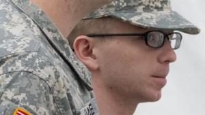 Bradley Manning bei einer Anhörung im Dezember 2011