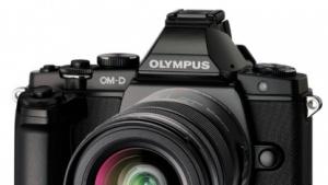 Bild der angeblichen Systemkamera OM-D E-M5 von Olympus