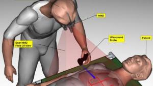 Camdass: medizinische Behandlung per AR