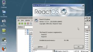 Reactos ist in Version 0.3.14 veröffentlicht worden.