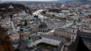 Miniaturlandschaften ohne teure Objektive per Software erzeugen