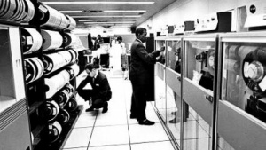 IBM-Großrechner bei der Nasa 1968: Ende einer Ära