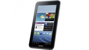 Galaxy Tab 2 (7 Zoll)