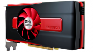 Referenzdesign der Radeon HD 7770