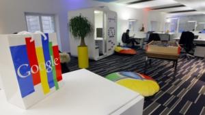 Google-Büro in Frankreich