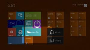 Bildschirmlupe unter Windows 8