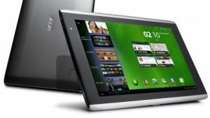 Iconia Tab A500 erhält Android 4.0 im April.