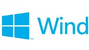 Das neue Logo von Windows 8 ist einfarbig.