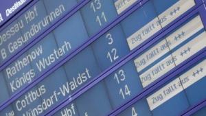 Information über Zugausfälle und Verspätungen künftig per E-Mail