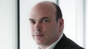 Mike Lynch lässt HP-Mitarbeiter mit Autonomy-Software experimentieren.