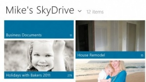 Skydrive in Windows 8