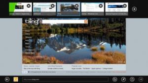 Internet Explorer 10 unter Windows 8 (Developer Preview)