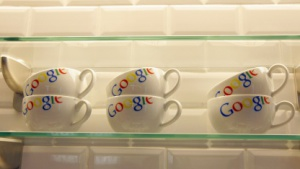 Blick in Googles Küchenschrank
