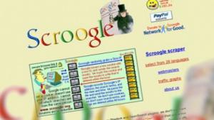 Scroogle.org gibt es nicht mehr.