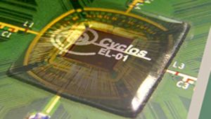 Testchip von Cyclos