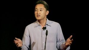 Kazuo Hirai, Sony