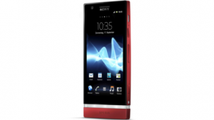 Sony Xperia P: Android-Smartphone mit 4-Zoll-Whitemagic-Touchscreen