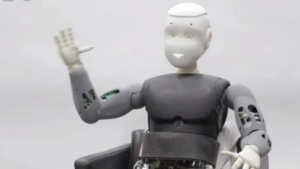 Roboter Romeo: Serviceroboter hilft im Haushalt.