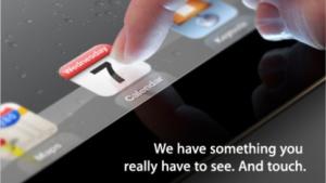 iPad 3: Apple lädt für den 7. März 2012 ein