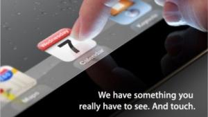 Wird das iPad 3 am 7. März 2012 vorgestellt?