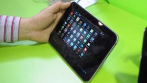 Handliches 7,7-Zoll-Tablet von Toshiba