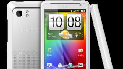 Das Velocity 4G von HTC ist eines der ersten LTE-Smartphones in Deutschland.