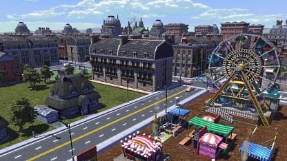 Bild aus Sim City Societies