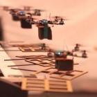 Musikalisch: Drohnen spielen James-Bond-Melodie