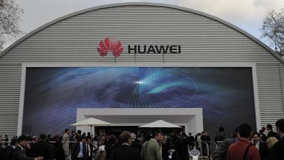 Huawei auf dem Mobile World Congress 2012