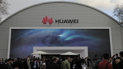 Huawei auf dem Mobile World Congress 2012