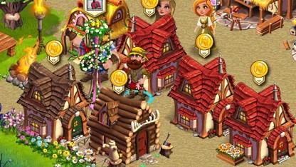 Castleville auf Zynga.com