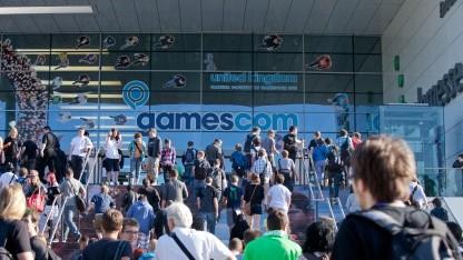 Auf der Gamescom 2011 war am Messe-Samstag etwas zu viel los.