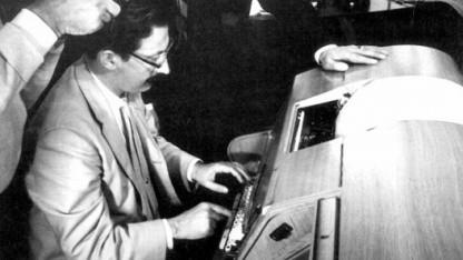 Joseph Weizenbaum: Ohne Informatiker ist ein Krieg unmöglich