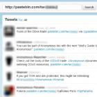 DDoS-Angriffe: Anonymous fängt sich bei Megaupload-Protest Trojaner ein