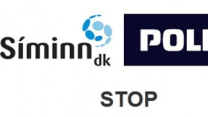 In Dänemark blockierte die Poliziei versehentlich 8.000 Webseiten.
