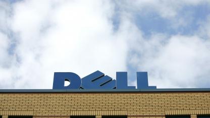 Die frühere Dell-Niederlassung in Langen