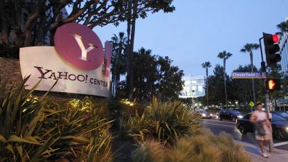 Yahoo-Büros in Santa Monica, Kalifornien