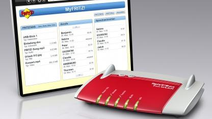 Fritz OS 5.2 für die Fritzbox 7390 auch mit MyFritz-Cloud-Dienst