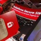 Secure-SIM-Karte: Vodafones SIM-Karte mit Verschlüsselungsfunktion ist da