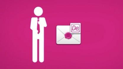 Telekom, GMX und Web.de teilen sich de-mail.de.