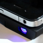 iPhone als Beamer: Aiptek zeigt Mobilecinema i50 und i20
