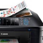 Canon: Multifunktionsgerät für Google Print und Airprint