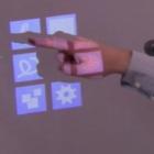 Forschungsprojekt: Microsoft entwickelt Multitouch-Projektor