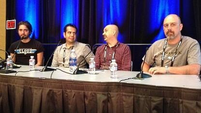 Andy Smith, George Miranda, Felix Gallo, Troy Klein (v.l.n.r.)