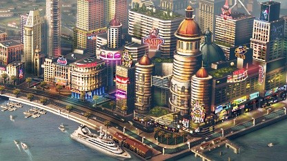 Artwork Sim City 5