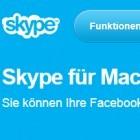 Skype für Mac: Neue Version bringt Verbesserungen
