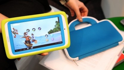 Das Tablet Child One von Archos