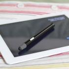 Projekt Blue Tiger: Druckempfindlicher Stift fürs iPad