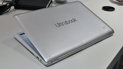 Intels Referenzdesign des Ultrabook with Touch