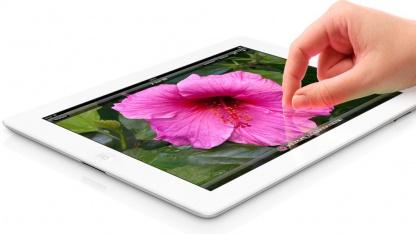 iPad 3: 42 Wörter pro Minute mehr
